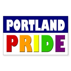 Portland Pride (bumper sticker)