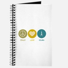 Peace Love Tours Journal