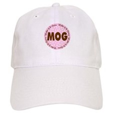 Polka Dot Groom's Mother Baseball Cap