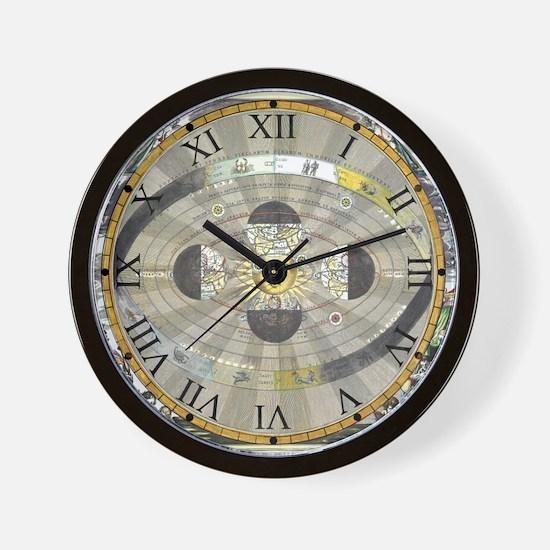 Copernicus Wall Clock