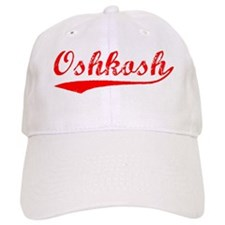 Vintage Oshkosh (Red) Baseball Cap
