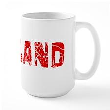 Cortland Faded (Red) Mug