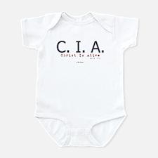 CIA Onesie