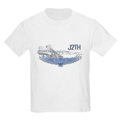 Kids T-Shirt-Logo Front/URL back