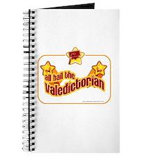 Hail the Valedictorian Journal