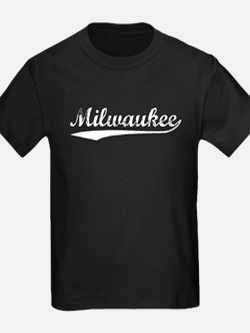 Vintage Milwaukee (Silver) T