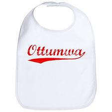 Vintage Ottumwa (Red) Bib