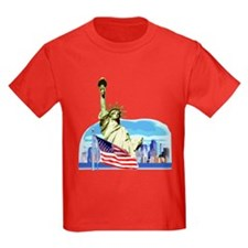 Statue of Liberty T