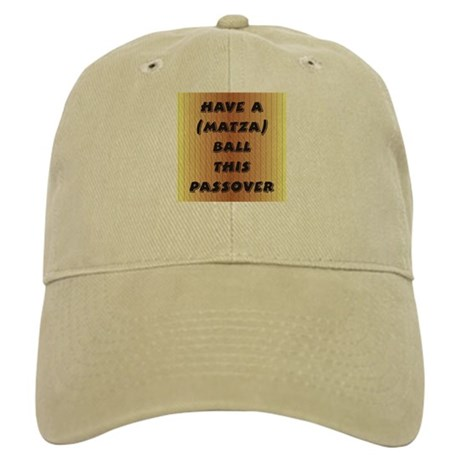 """Matza"" Ball Cap"