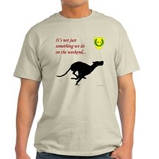 Not just Coursing Light T-Shirt