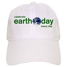Earth Day Baseball Cap