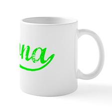 Vintage Pomona (Green) Mug