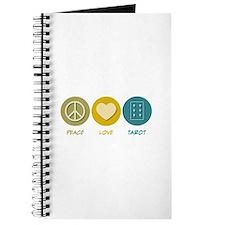 Peace Love Tarot Journal