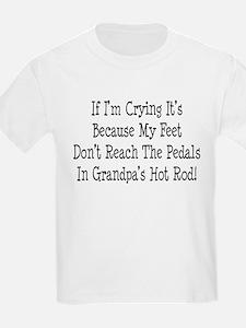 My Grandpas Hot Rod T-Shirt