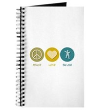 Peace Love Tai Chi Journal