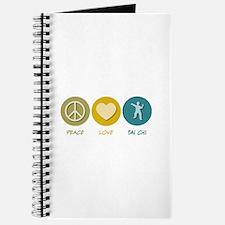 Peace Love Tai Chi Journal