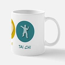 Peace Love Tai Chi Mug