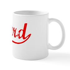Vintage Oxnard (Red) Mug