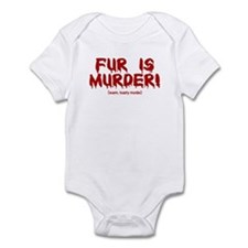 Fur Is Warm, Toasty Murder Onesie