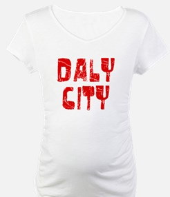 Daly City Faded (Red) Shirt