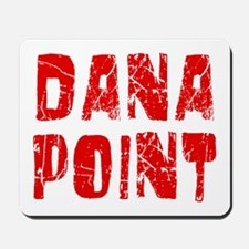 Dana Point Faded (Red) Mousepad