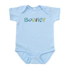 Bouvier Text Infant Bodysuit