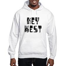 Key West Faded (Black) Hoodie