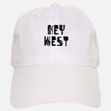 Key West Faded (Black) Baseball Baseball Cap