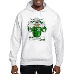 Beltran Family Crest Hooded Sweatshirt