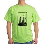 Fasut 137 Green T-Shirt