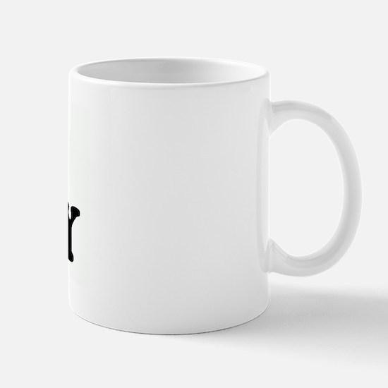 I Love VICKY Mug