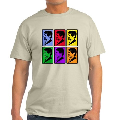 Warhol - esque Robert Kennedy Light T-Shirt