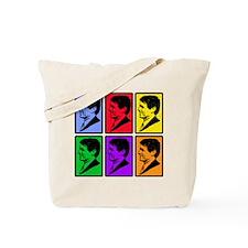 Warhol - esque Robert Kennedy Tote Bag