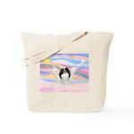 Japanese Chin Angel Tote Bag