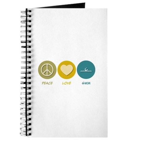 Peace Love Swim Journal