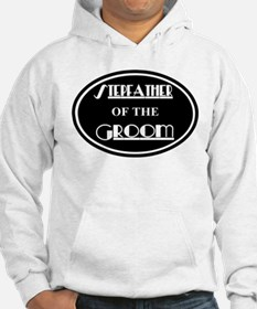 Stepfather of the Groom Hoodie