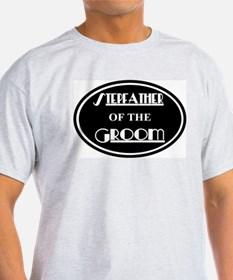 Stepfather of the Groom T-Shirt