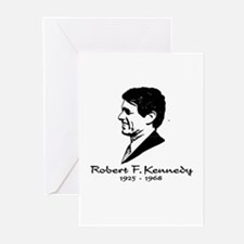 Bobby Kennedy Profile Greeting Cards (Pk of 10)