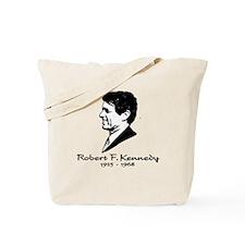 Bobby Kennedy Profile Tote Bag