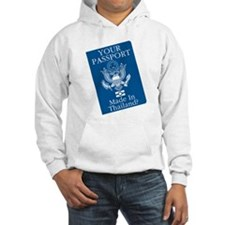 Outsourced Passport Hoodie
