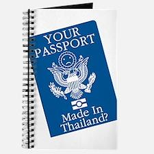 Outsourced Passport Journal