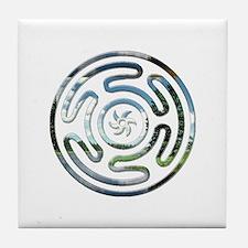 Hecate's Wheel Tile Coaster
