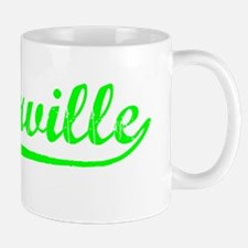 Vintage Porterville (Green) Mug