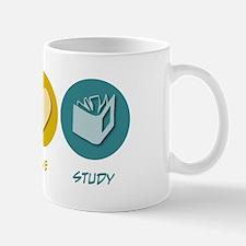 Peace Love Study Mug