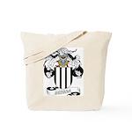 Besora Family Crest Tote Bag