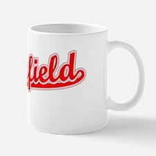 Retro Chesterfield (Red) Mug