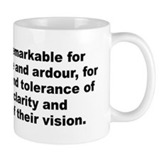 Cute Aldous huxley quotation Mug