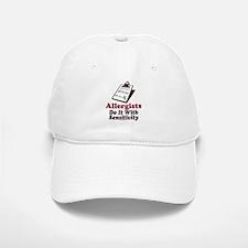 Allergist Immunologist Baseball Baseball Cap