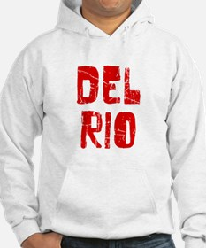 Del Rio Faded (Red) Hoodie