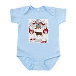 Blasco Family Crest Infant Creeper